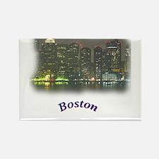 Cool Boston nautical Rectangle Magnet