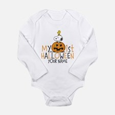 Snoopy - My First Hall Long Sleeve Infant Bodysuit
