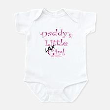 Daddy's Little Lax Girl Infant Bodysuit