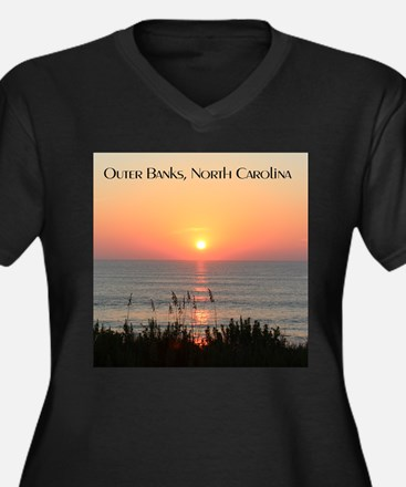 Outer Banks Sunrise Plus Size T-Shirt