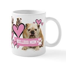 Cute English bulldogs Mug