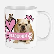 Cute English bulldogs Mug