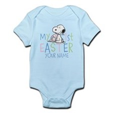 Snoopy - My 1st Easter Infant Bodysuit
