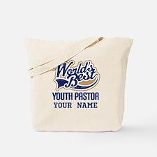 Youth Pastor Custom Tote Bag