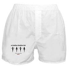 Arrested Development Chicken Lucille Boxer Shorts