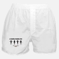 Arrested Development Chicken Lucille Boxer Shorts