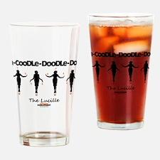 Arrested Development Chicken Lucill Drinking Glass