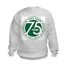 Atfs 75th Anniversary Kid's Sweatshirt