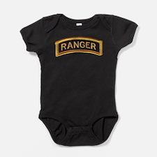 Unique Scroll Baby Bodysuit