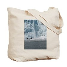 Glacier 2-Sided Tote Bag