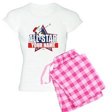 Snoopy All Star - Personali Women's Light Pajamas
