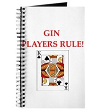 gin players Journal