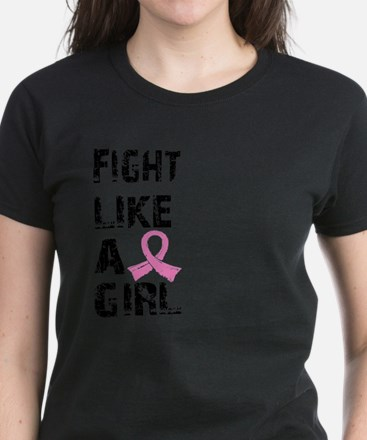 Cute Breast cancer awareness ta tas Tee