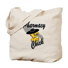 Pharmacy Chick #4 Tote Bag