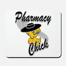 Pharmacy Chick #4 Mousepad
