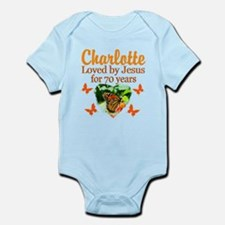 70TH PRAYER Infant Bodysuit