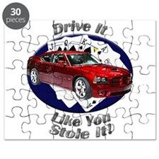 Dodge Charger SRT8 Puzzle