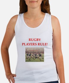 rugby joke Tank Top