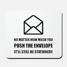 Envelope Stationery Mousepad