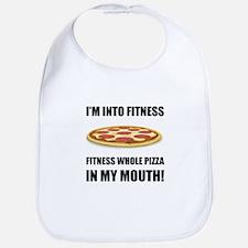 Fitness Whole Pizza Bib