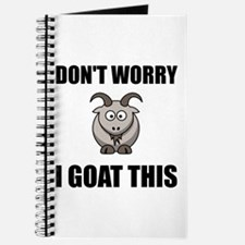 I Goat This Journal