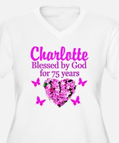 CHRISTIAN 75TH T-Shirt