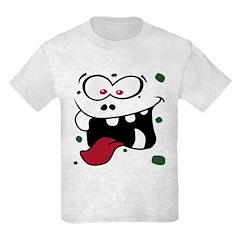 Silly Monster Costume Kids Light T-Shirt
