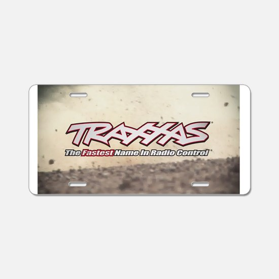 TRAXXAS Aluminum License Plate