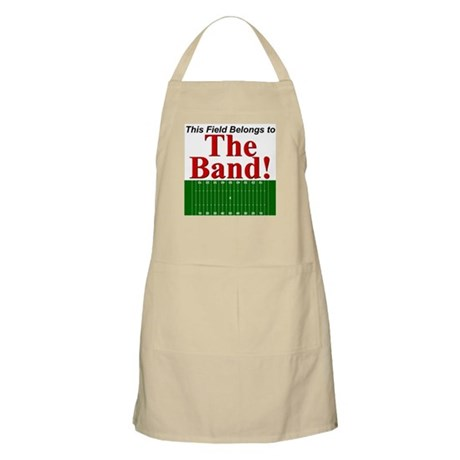 This Field Belongs to the Ban BBQ Apron