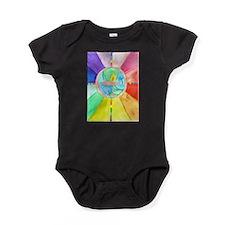 Funny 7 Baby Bodysuit
