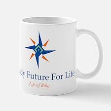 Steady Future For life Mugs