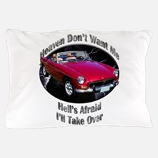 MGB Pillow Case