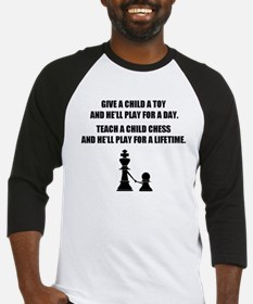 Unique Chess Baseball Jersey