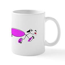 RUNNING DOG Mugs