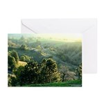 Hillside & Stable Greeting Cards (6)