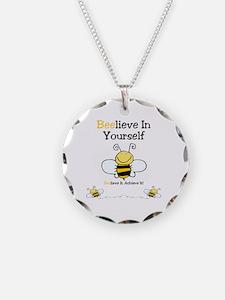 Beelieve In Yourself Necklace