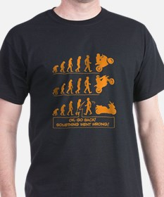 T-Shirt - Wrong Evolution