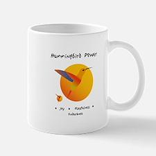 Hummingbird Animal Power Gifts Mugs