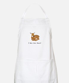 I Have Deer Power Gifts Apron
