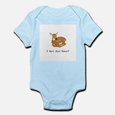 I Have Deer Power Gifts Body Suit