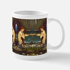 Red Haired Mermaid Mug