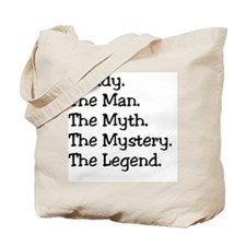 Daddy M4 Tote Bag