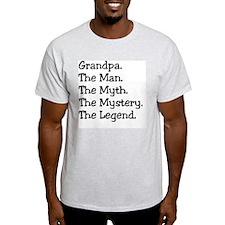 Grandpa M4 T-Shirt