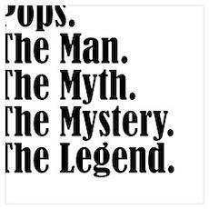 Pops M3 Legend Poster