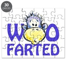 Who Really Farted? Puzzle