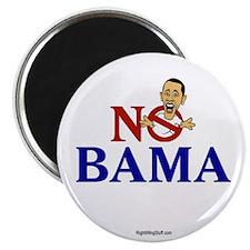 "NoBama 2.25"" Magnet (100 pack)"