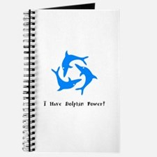 I Have Blue Dolphin Power Journal