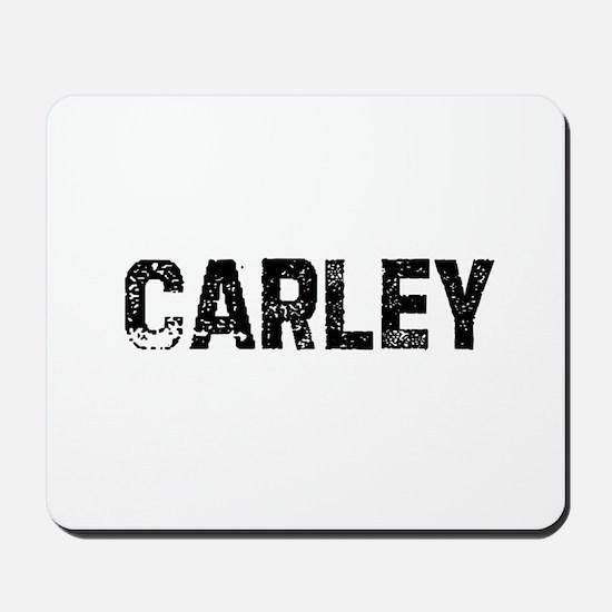 Carley Mousepad