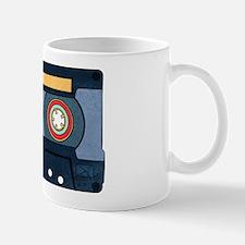 Blue Cassette Mugs