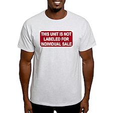 Individual Sale T-Shirt